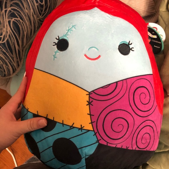 Sally from nightmare before Christmas squishmallow